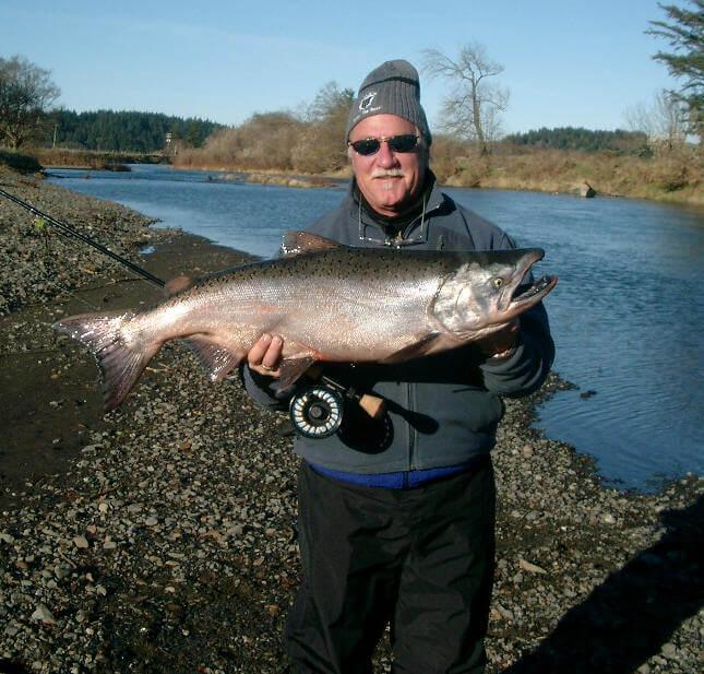 Chinook Salmon Fsihing